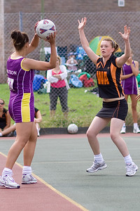 XL Netball Club Tournament 2008