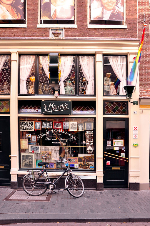 Photography store, Amsterdam, Netherlands