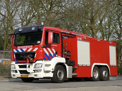 Professional Fire Brigade / Brandweer