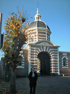 The Morspoort (Mors gate) - Leiden