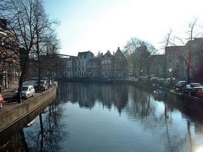 Rapenburg canal - Leiden