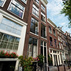 Amsterdam rowhouses
