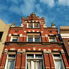 Beautiful Amsterdam rowhouses
