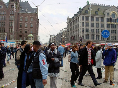 Queen's Day in Amsterdam (2001)