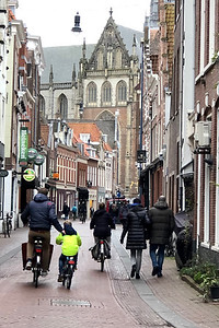 De Grote of St.-Bavokerk, The St. Bavo Church in Haarlem, Haarlem, Netherlands