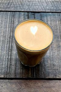 Cappuccino, Le Pain Quotidien, Amsterdam, Netherlands
