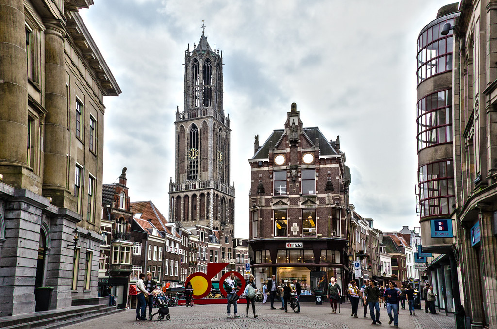 Utrecht City Center