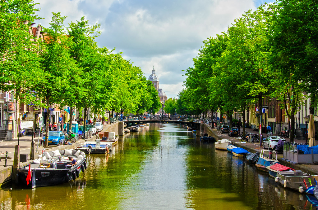 Prinsengracht Canal