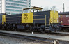 NS 6423 had not received its name when seen at Zwolle on 22 February 1990
