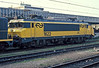 NS 1622 is seen at the stabling point of Den Haag HS station on 23 April 1990