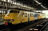 NS Plan V1 emu 402 is at Eindhoven on 15 July 1989