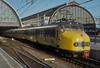 NS Plan P-v 1764 leaves Amsterdam CS on 23 February 1990