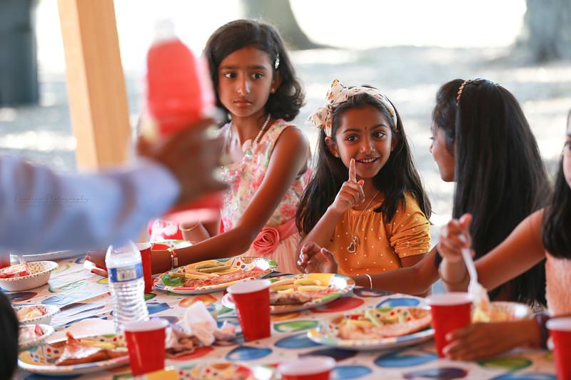 Nethra-Vainavi Birthday Celebration