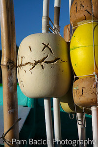 Cracked Buoy