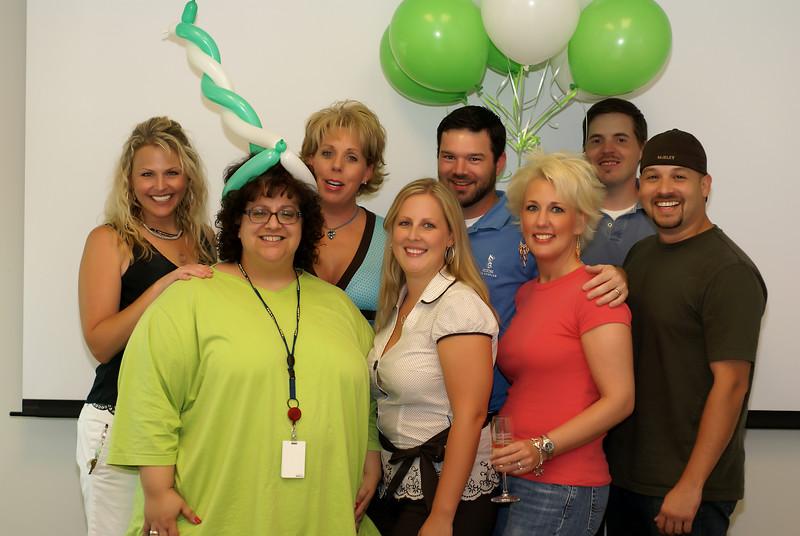 The Plano Office Events Committee<br /> Amber Philips, Marlena Elias, Jennifer Rasco, Kayla Grady, Chris Karp, Holly Lindsey,  Steven Farabee, Jaime Zaragoza