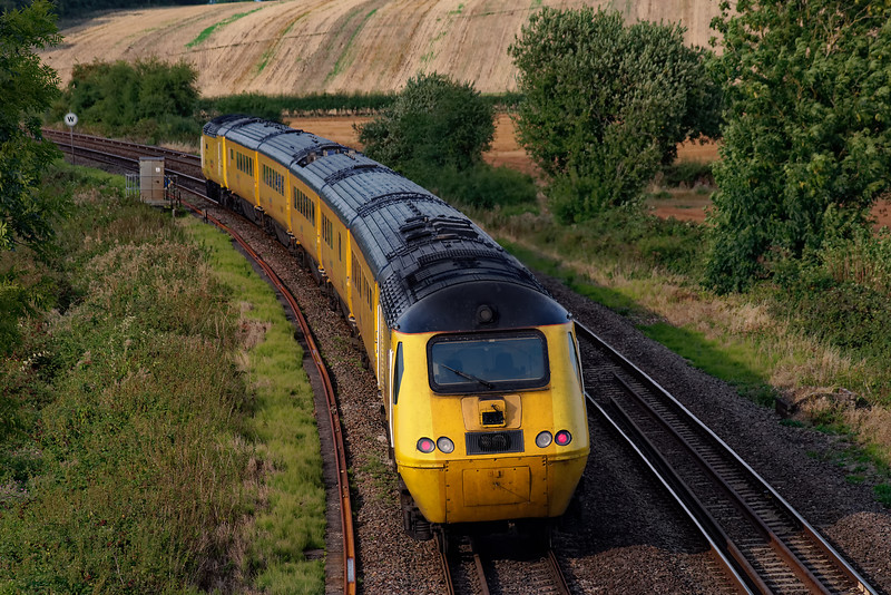 431014 / 43062 working 1Q23, the 17:04 Salisbury - Reading Triangle Sidings NMT.<br /> 23rd August 2018.