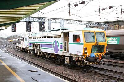 DR73934 arrives into Carlisle  04/12/12