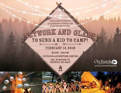 Network and Glamp 2018