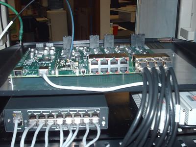 Front of CMM4 board