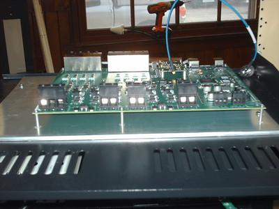 Back of CMM4 board