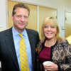 Steve Schuh and Dr  Dawn Lindsay