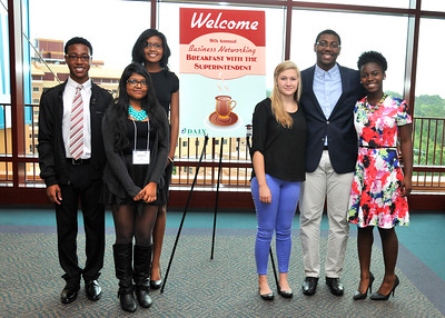 2015 Breakfast with the Superintendent
