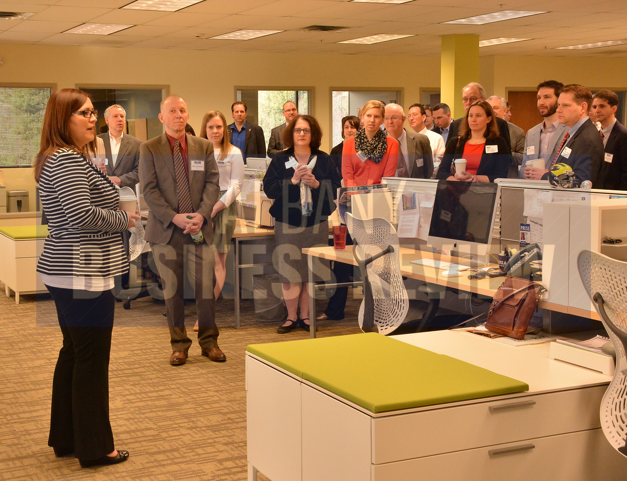 4-4-2014, Meet the Newsroom event