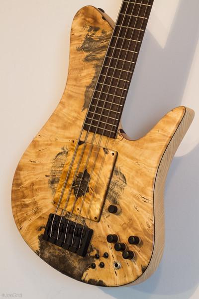 Joe Gridl - Snow Owl Bass-0153