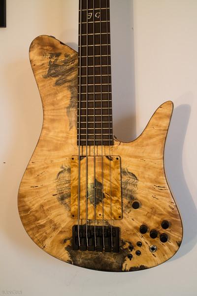 Joe Gridl - Snow Owl Bass-0144