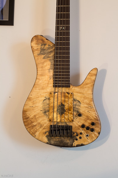 Joe Gridl - Snow Owl Bass-0140
