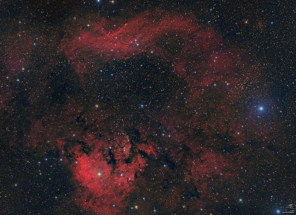 NGC 7822