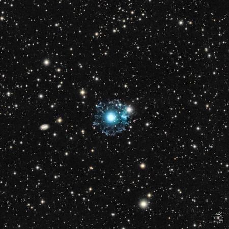 NGC 6543 Cat's Eye Nebula
