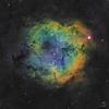 IC 1396 Elefantenrüsselnebel (Schmalband)
