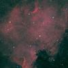 NGC 7000 (Nordamerikanebel)