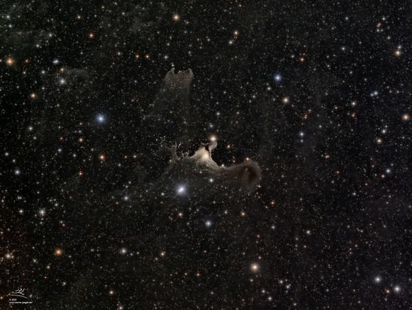 vdb 141 Ghost Nebula