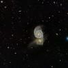 Messier 51 (Whirlpool-Galaxie)
