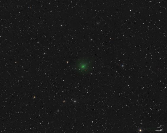 Komet C/2019 Y4 Atlas