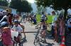 Schülertriathlon und Städtlilauf Neunkirch, 18.08.2002 © Reinhard Standke