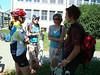 Schülertriathlon und Städtlilauf Neunkirch, 15.08.2009 © Dieter Brühlmann