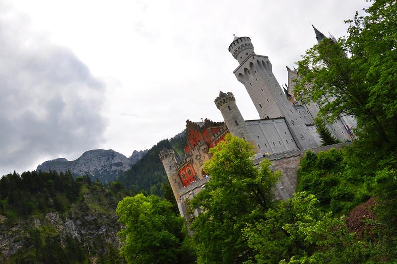 Neuschwanstein Castle of Bavaria