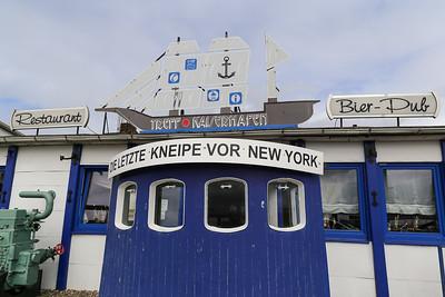 Die letzte Kneipe vor New York