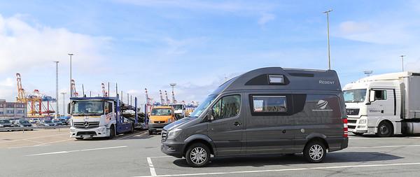MANIMONDO: Verschiffung nach Neuseeland in Bremerhaven