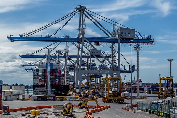 Fergusson Container Terminal