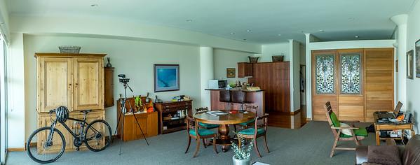 Mein Appartement in Auckland