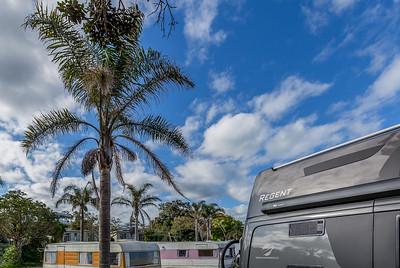 Erster Campingplatz - Takapuna Beach Holiday Park