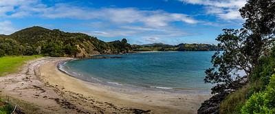 Blick auf die «Waikahoa Bay»