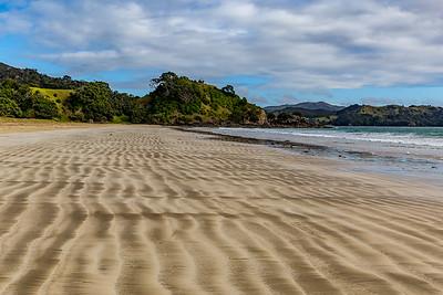 An der «Mimiwhangata Bay»