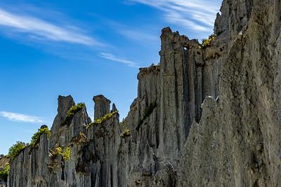 Putangirua Scenic Reserve - Putangirua Pinnacles