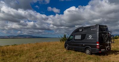 MANIMONDO am Lake Wairarapa