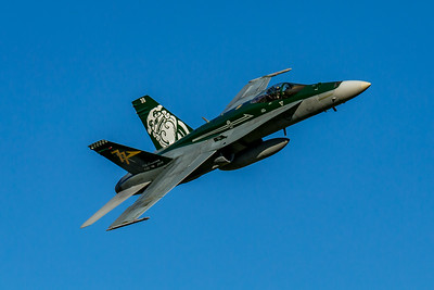 «Classic Fighters Omaka 2019»: McDonnell Douglas F/A-18 HORNET